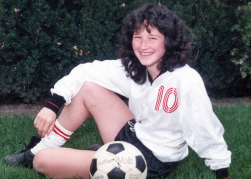 Susana Mendoza Soccer High School