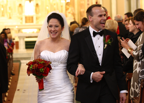 Susana Mendoza Wedding