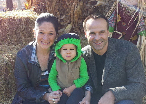 Susana Mendoza and Family Halloween