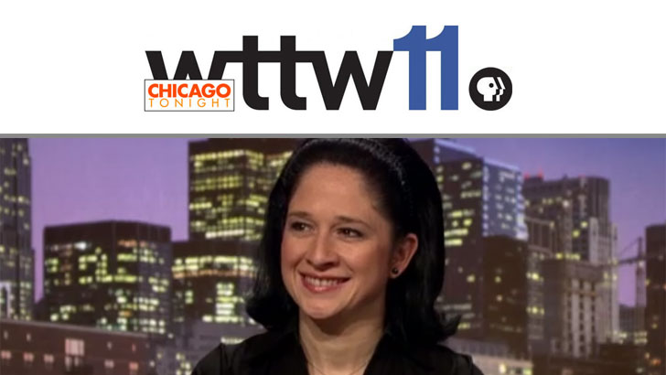 WTTW Chicago Tonight Susana A. Mendoza