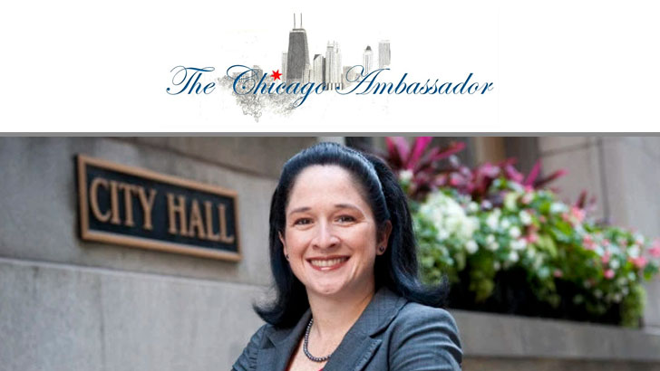Chicago Ambassador Susana A. Mendoza