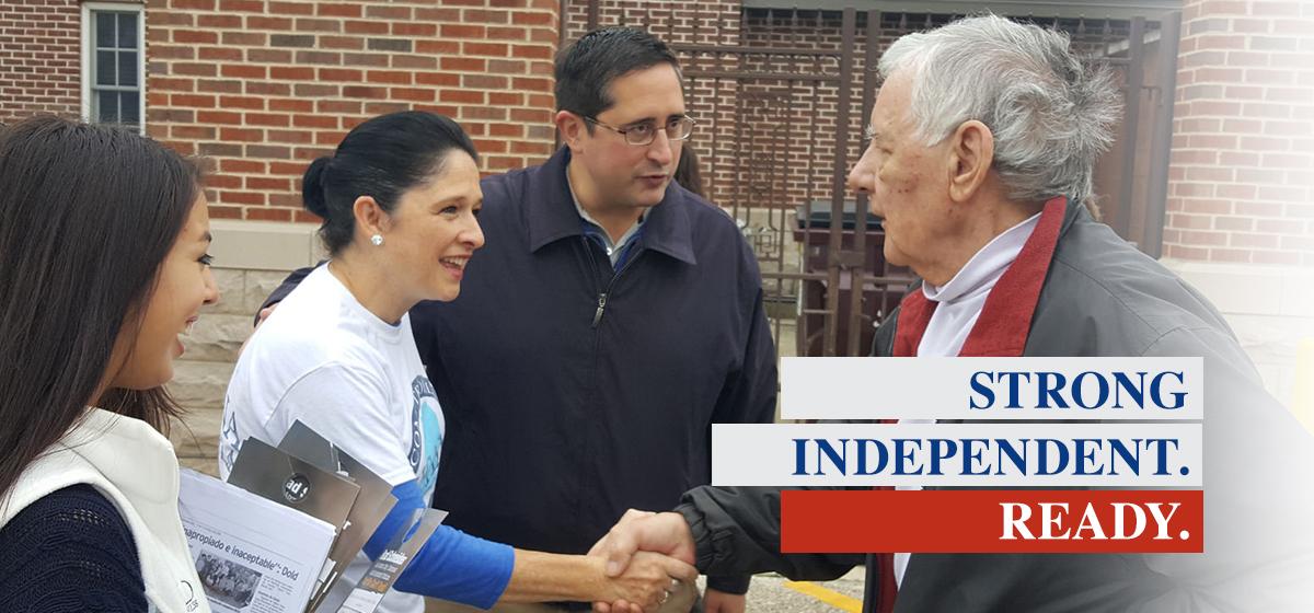 Susana Mendoza for Illinois Comptroller
