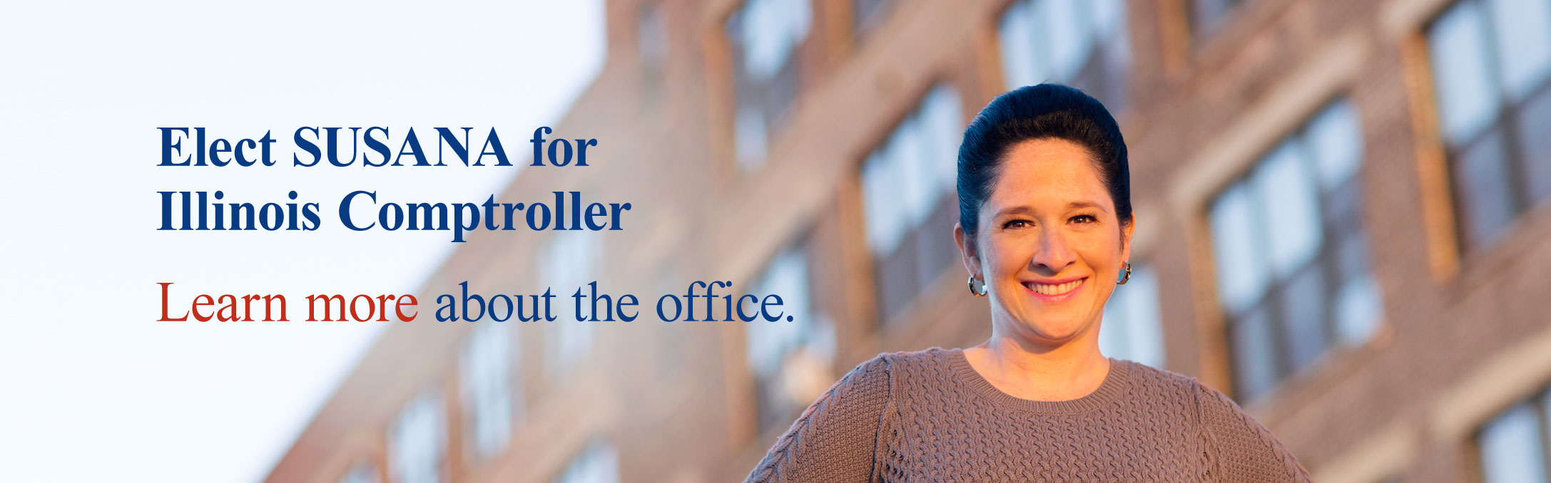 Elect Susana for IL Comptroller