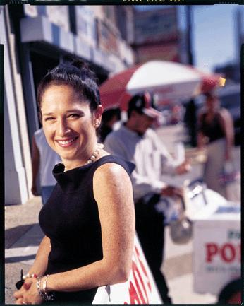 Susana Mendoza 40 Under 40 2004
