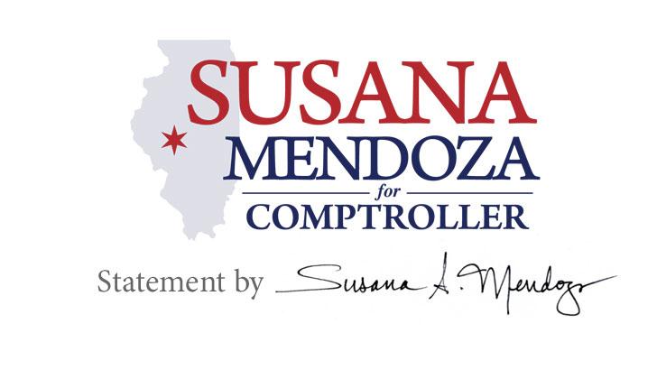 Press Statement by Susana Mendoza