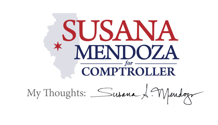 My Thoughts by Susana Mendoza