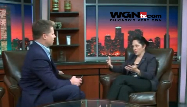 WGN TV Susana Mendoza for Illinois Comptroller