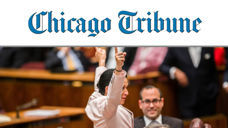 Chicago Tribune Susana A. Mendoza