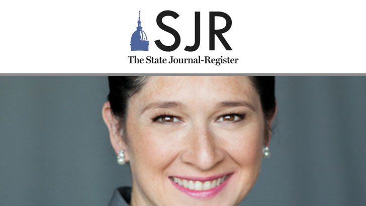 State Journal Register Susana A. Mendoza