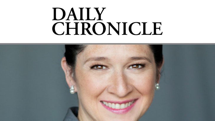 Daily Chronicle Susana A. Mendoza
