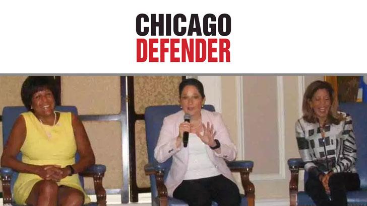 Chicago Defender Susana A. Mendoza