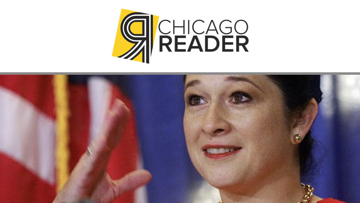 Chicago Reader Susana A. Mendoza