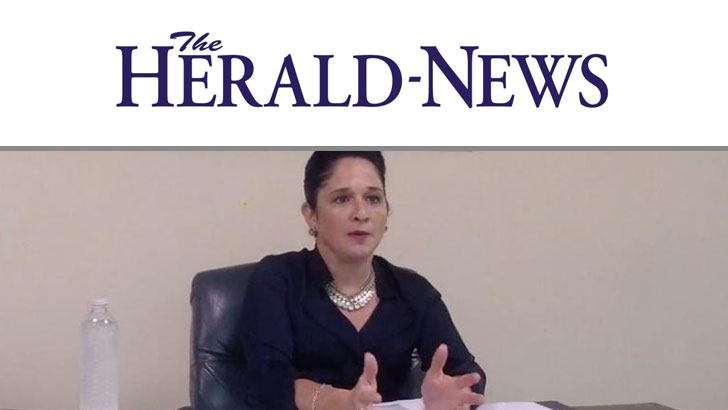 The Herald-News Susana A. Mendoza