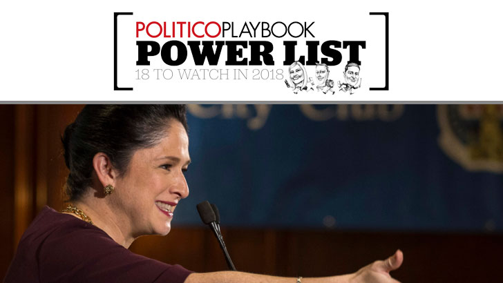 Politico Playbook Power List Susana A. Mendoza