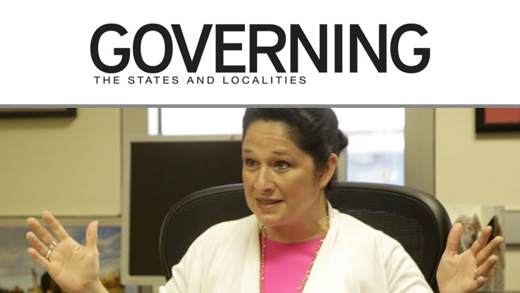 Governing Magazine Susana A. Mendoza