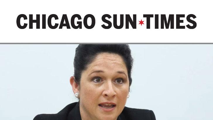 Chicago Sun-Times Susana A. Mendoza