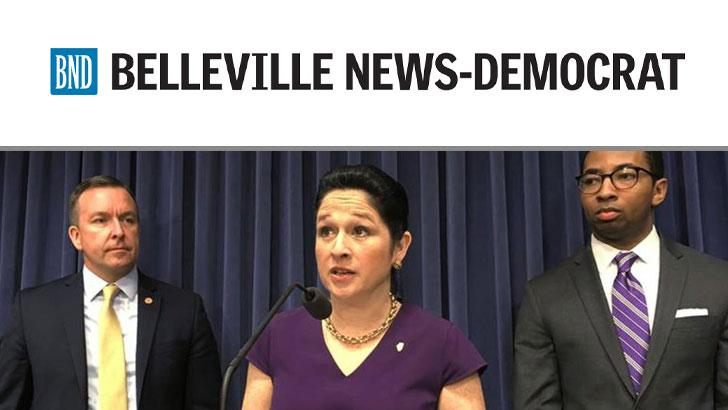 Belleville News-Democrat Susana A. Mendoza