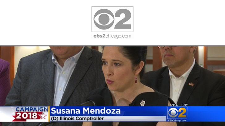 CBS 2 Chicago Susana A. Mendoza