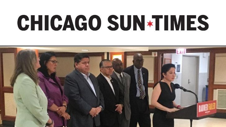 Sun-Times Susana A. Mendoza