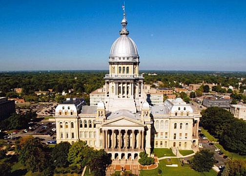Illinois Capitol Susana A. Mendoza