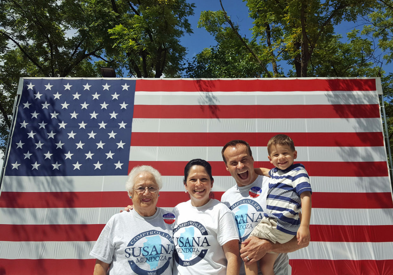 Family Susana A. Mendoza