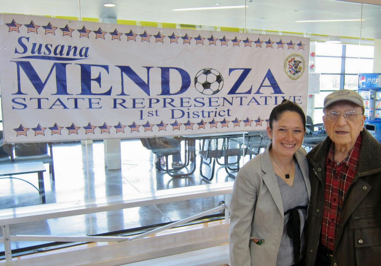 Illinois State Rep Susana A. Mendoza