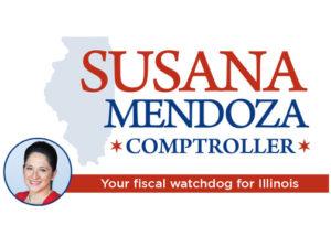 Business Card Susana A. Mendoza