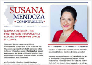 Biography Susana A. Mendoza
