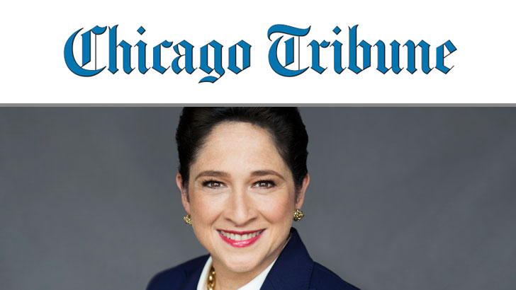 Chicago Tribune Endorsement Susana A Mendoza