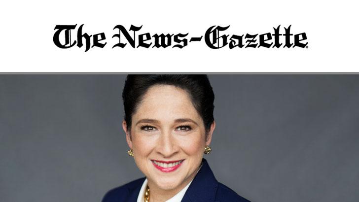News Gazatte Susana A Mendoza