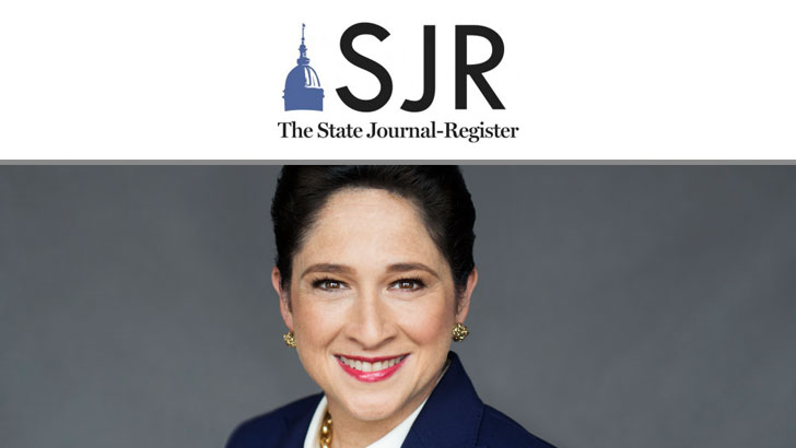 The State Journal-Register Susana A. Mendoza