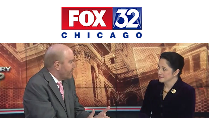 Fox Chicago Mike Flannary All Fired Up Susana A Mendoza