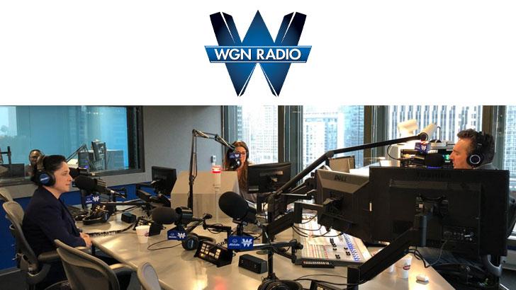 WGN Radio Susana A Mendoza