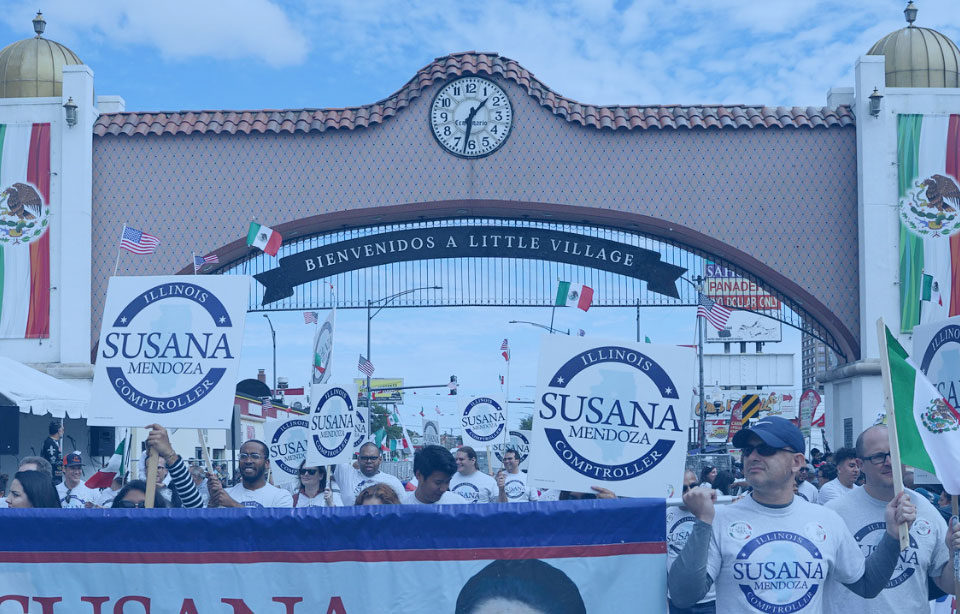 2019 Mexican Independence Day Parade